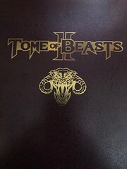 Tome of Beasts 2 (Leather Edition) –…