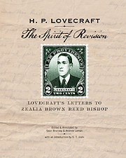 The Spirit of Revision: Lovecraft's…