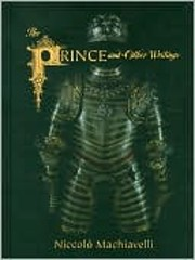 The Prince and Other Writings – tekijä:…