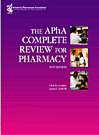APhA Complete Review for Pharmacy by Phar…