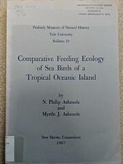 Comparative Feeding Ecology of Sea Birds of…