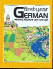 First-Year German de Robert E. Helbling