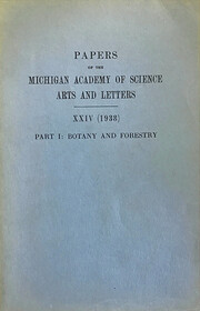 Papers of the Michigan Academy of Science,…