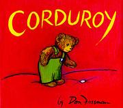 Corduroy – tekijä: Don Freeman