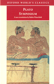 Symposium (Oxford World's Classics) by Plato