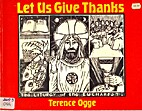 Let us give thanks : the liturgy of the…