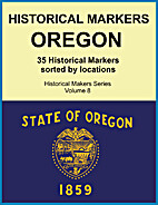 Historical Markers OREGON (Historical…