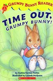 Time Out, Grumpy Bunny de Justine Korman…