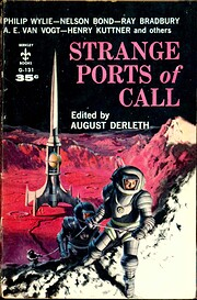 Strange ports of call por August Derleth