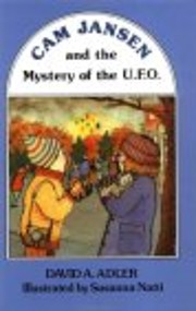 Cam Jansen and the mystery of the U.F.O (Cam…