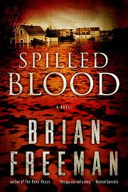 Spilled Blood de Brian Freeman
