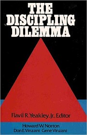 Discipling Dilemma: A Study of the…