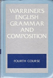 English Grammar and Composition: Fourth…
