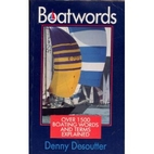 Boatwords by D.M. Desoutter