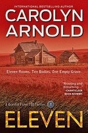 Eleven (Brandon Fisher FBI Series Book 1)…