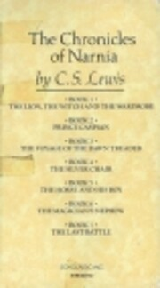 The Chronicles of Narnia (1-7) par C. S.…