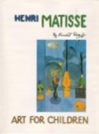 Henri Matisse by Ernest Lloyd Raboff