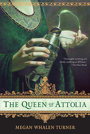 The Queen of Attolia (The Queen's…