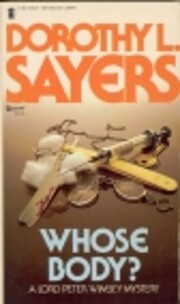 WHOSE BODY? av DOROTHY L. SAYERS