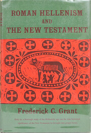 Roman Hellenism and the New Testament de…