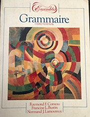 Ensemble: Grammaire av Raymond F. Comeau