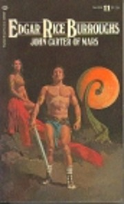 John Carter of Mars af Edgar Rice Burroughs