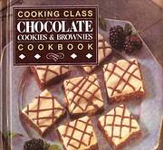 Cooking class chocolate cookies & brownies…