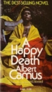 A happy death de Albert Camus