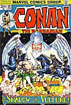 Conan the Barbarian [1970] #022 by Roy…