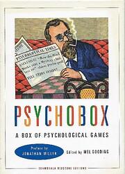 Psychobox a Box of Psychological Games de…