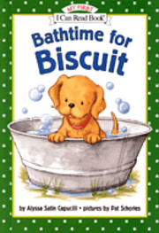 Bathtime for Biscuit (I CAN READ BOOK) por…