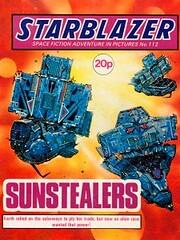 Starblazer No. 112