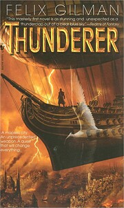 Thunderer von Felix Gilman