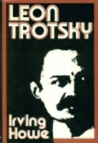 Trotsky by Irving Howe