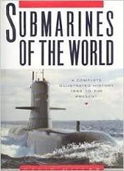 Submarines Of The World de David Miller