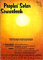 Peoples' Solar Sourcebook, The…