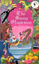 The young magicians by Lin Carter