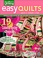 Easy Quilts...spring 2010 by Fons and Porter