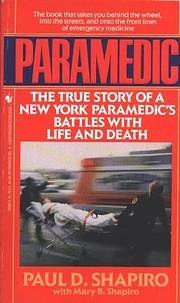 Paramedic por Paul Shapiro