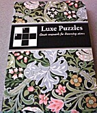 Luxe Puzzles: Classic Crosswords For…
