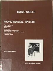 Basic Skills: Phonic reading / Spelling av…