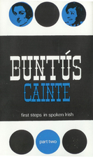 Buntus Cainte First Steps in Spoken Irish…