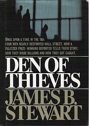 Den of Thieves de James B. Stewart