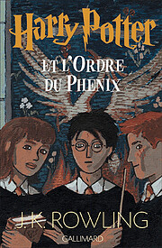 Rowling, Joanne K., Bd.5 : Harry Potter et…