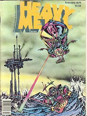 Heavy Metal, February 1979 The Adult…