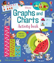 Graphs and Charts Activity Book by Darran…