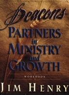 Deacons: Partners in Ministry and Growth…