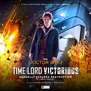 Doctor Who: Time Lord Victorious: Mutually…