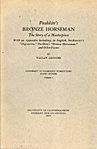 Pushkin's Bronze Horseman: the story of a…