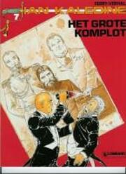 Ian Kaledine 7: Het grote komplot de…
